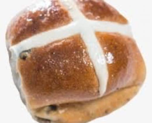 link to Good Friday Afternoon Tea and Hot Cross Buns