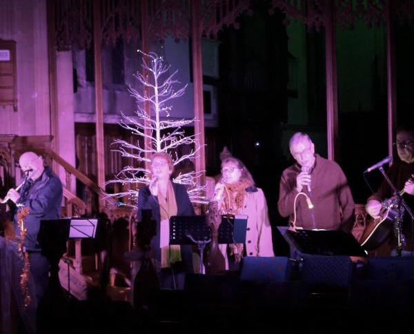 The Harvesters Concert for Christmas at St Peter's