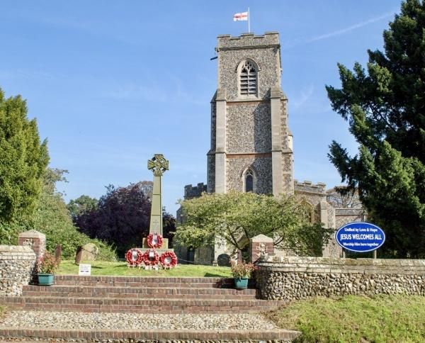 St Peter's Church, Thurston